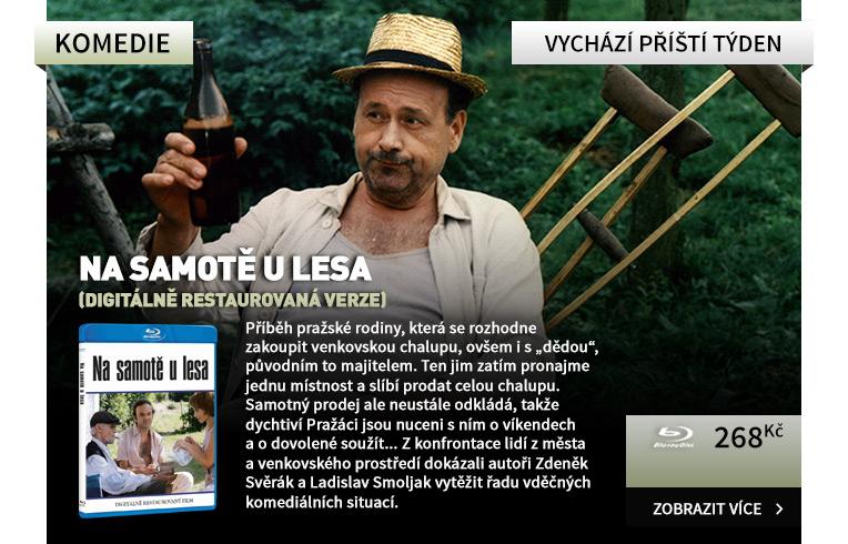 Na samotě u lesa - Blu-ray (Digitálně restaurovaná verze)