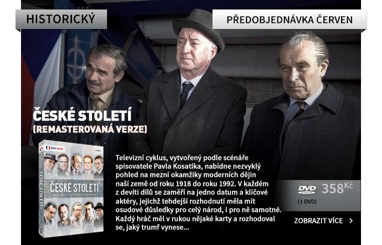 České století - 3DVD (remasterovaná verze)