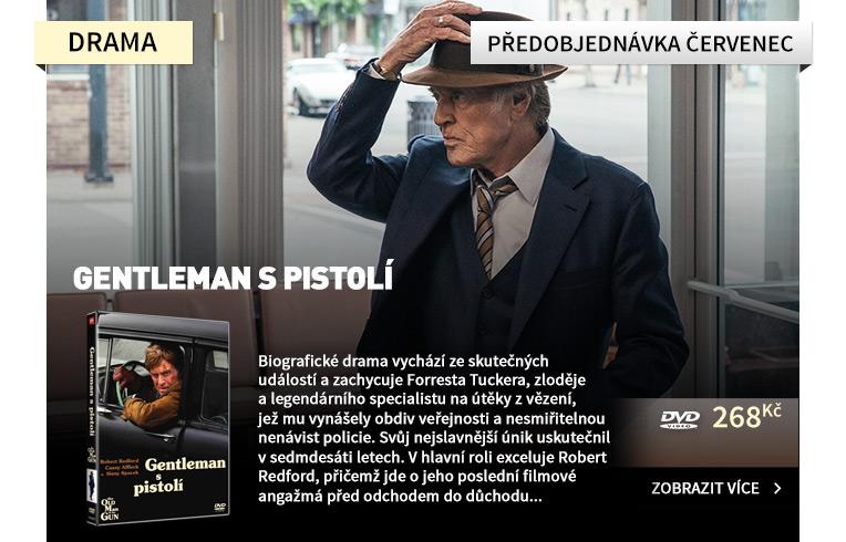 Gentleman s pistolí - DVD