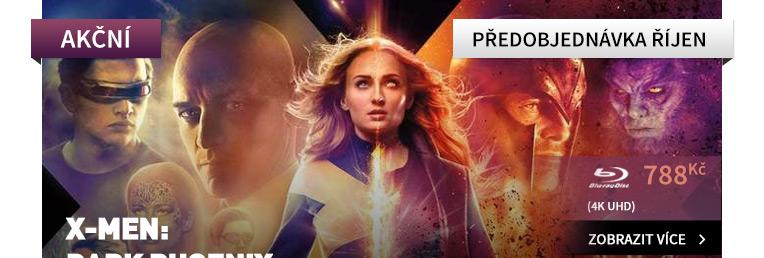 X-Men: Dark Phoenix (4K ULTRA HD) - UHD Blu-ray   Blu-ray (2 BD)