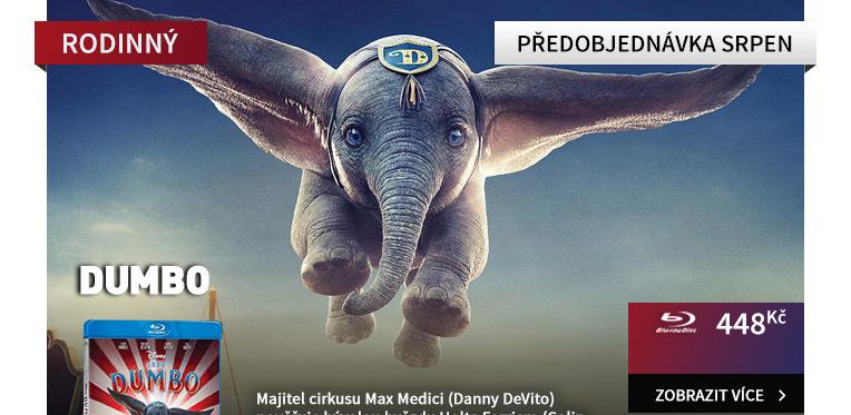 Dumbo (2019) - Blu-ray