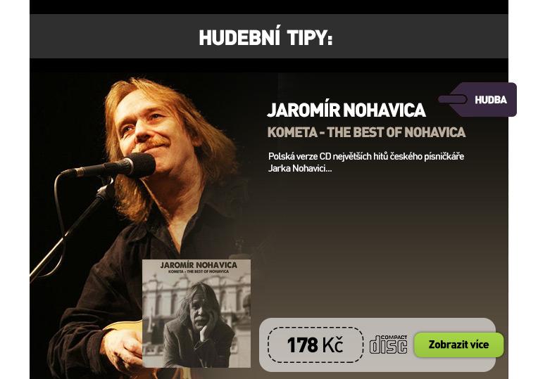 Jaromír Nohavica - Kometa - The Best of Nohavica - CD