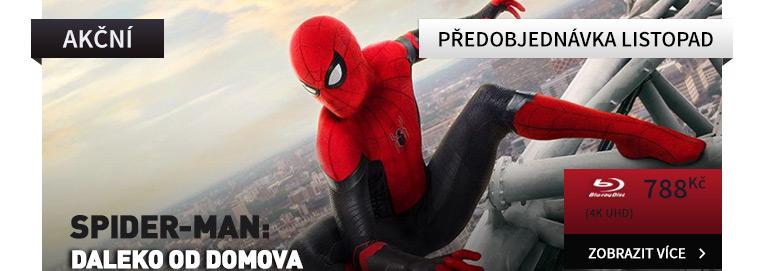Spider-Man: Daleko od domova (4K ULTRA HD) - UHD Blu-ray   Blu-ray (2 BD)