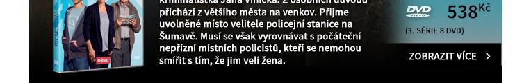 Policie Modrava - 3. série - 8DVD