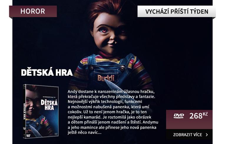 Dětská hra (2019) - DVD