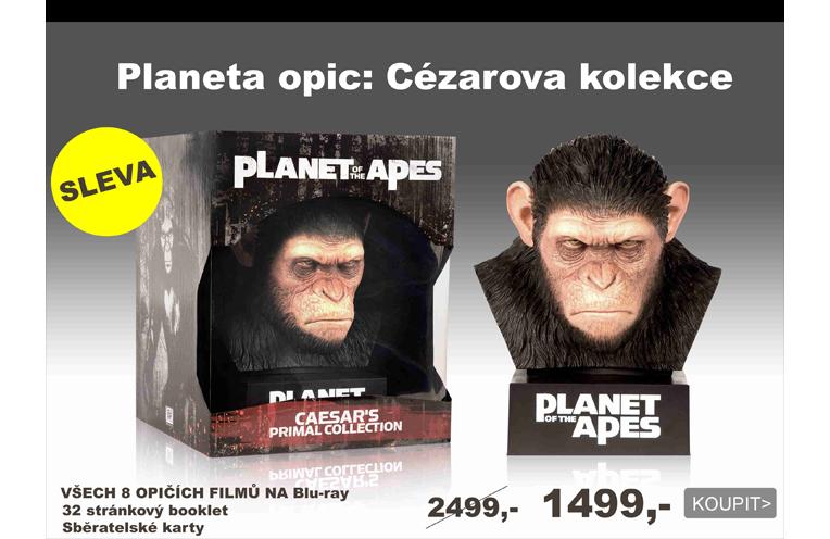Planeta opic: Cézarova kolekce