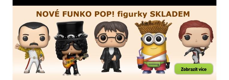 Nové Funko POP