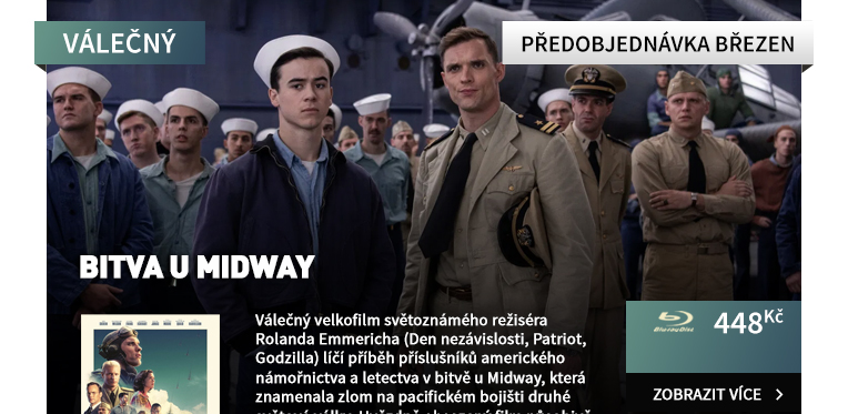 Bitva u Midway - Blu-ray