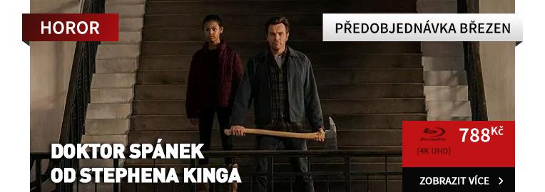 Doktor Spánek od Stephena Kinga (4K Ultra HD) - UHD Blu-ray   Blu-ray (2 BD)