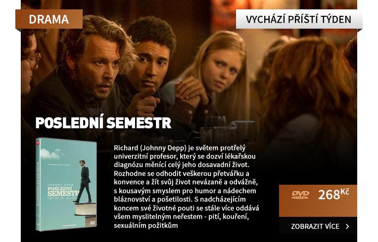 Poslední semestr - DVD
