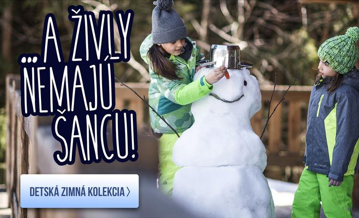 Detská zimná kolekcia ochránia pred všetkými živly! - ALPINE PRO ... ac3cb782351