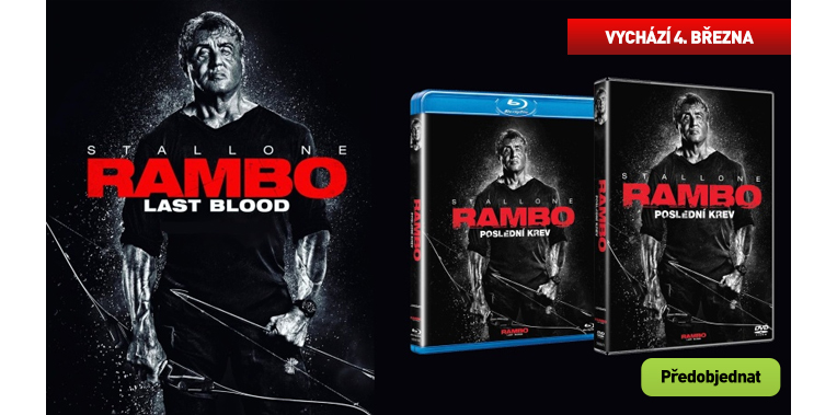Rambo: Poslední krev předobjednat