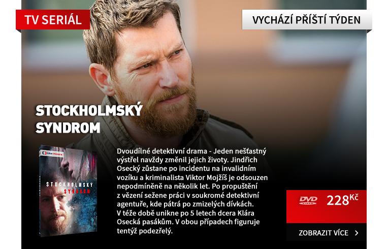 Stockholmský syndrom - DVD