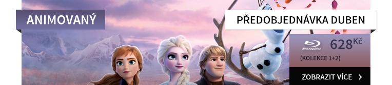 Ledové království kolekce 1 2 - Blu-ray 2BD