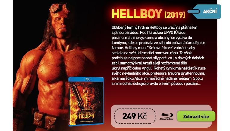 Hellboy (2019) - Blu-ray