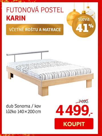 Postel KARIN 140x200