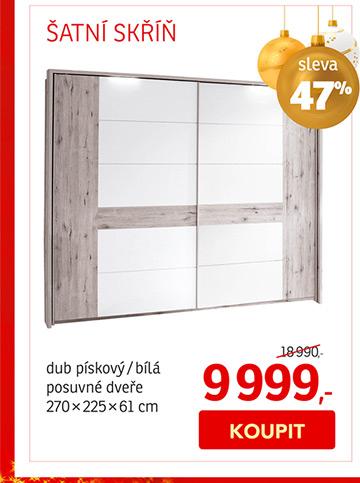Šatní skříň UTAH 58-085-D9