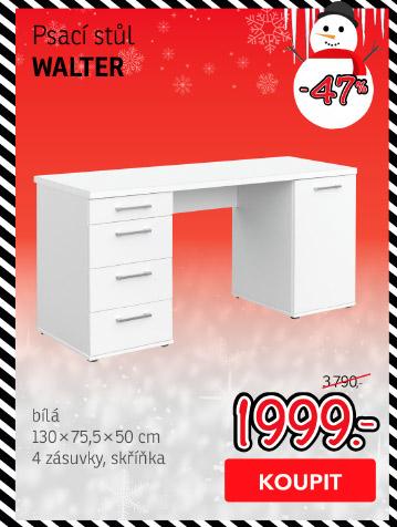 Psací stůl WALTER