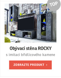 Obývací stěna ROCKY