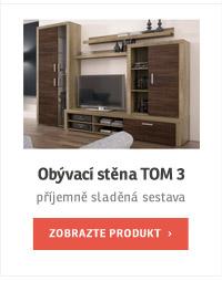 Obývací stěna TOM 3
