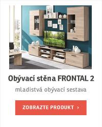 Obývací stěna FRONTAL 2