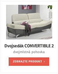 Dvojsedák CONVERTIBLE 2