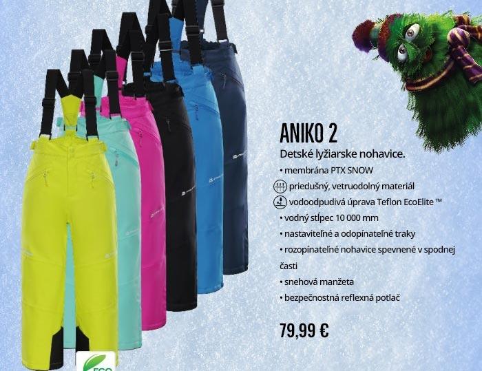 Nová zimná kolekcia ALPINE PRO nielen na lyžovanie! - ALPINE PRO ... a8fd2837908